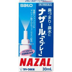 (第2類医薬品)(訳あり)ナザール「スプレー」(ポンプ) ( 30mL )/ ナザール soukai