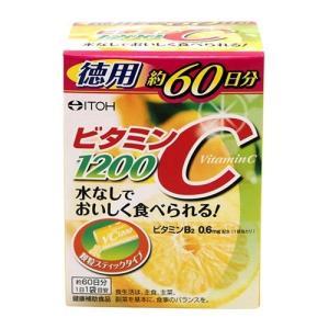 ビタミンC1200 ( 60包 )/ 井藤漢方の商品画像