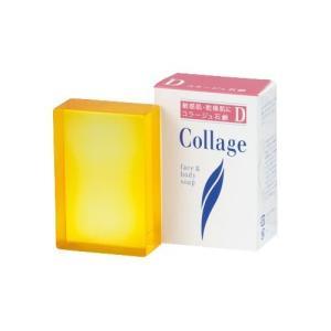 コラージュD乾性肌用石鹸 ( 100g )/ コラージュ ( 洗顔 石けん 石鹸 )