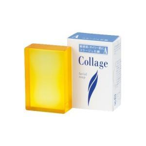 コラージュA脂性肌用石鹸 ( 100g )/ コラージュ ( 洗顔 石けん 石鹸 )
