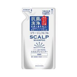コラージュフルフルスカルプシャンプー 無香料 つめかえ用 ( 260mL )/ コラージュフルフル