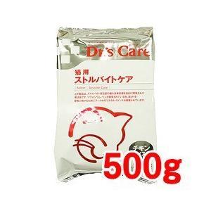 ドクターズケア 猫用 ストルバイトケア チキンテイスト ( 500g )/ ドクターズケア ( ドクターズケア ストルバイトケア 猫 )