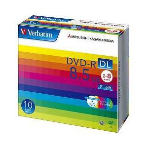 バーベイタム DVD-R DL 8.5GB PCデータ用 8倍速対応 10枚 DHR85HP10V1 ( 1セット )/ バーベイタム|soukai