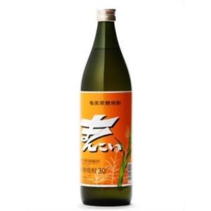 まんこい弥生 黒糖焼酎 30度 ( 900ml )|soukai