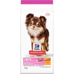 サイエンスダイエット ライト 小型犬用 肥満傾向の成犬用 ( 750g )/ サイエンスダイエット ( ドッグフード ドライ 無着色 )