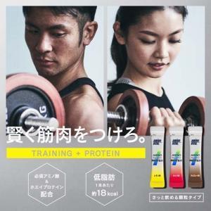 アミノバイタル アミノプロテイン 甘さスッキリチョコレート味 ( 60本入*2コセット )/ アミノバイタル(AMINO VITAL)|soukai|02