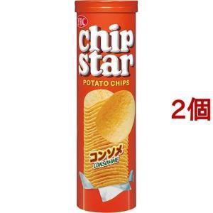 YBC チップスターL コンソメ(0.115kg)/お菓子/ブランド:チップスター/【発売元、製造元...