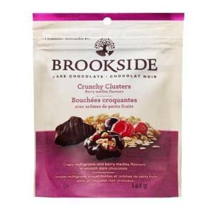 (訳あり)ブルックサイド ダークチョコレート クランチークラスター ベリーメドレー ( 141g )/ BROOKSIDE(ブルックサイドチョコレート)|soukai