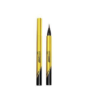 メイベリン ハイパーシャープ ライナー R BK-1 漆黒ブラック リキッドアイライナー ( 0.5...