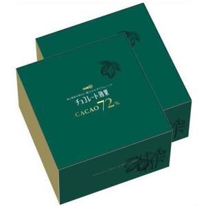 チョコレート効果 カカオ72% 大容量ボックス ( 1kg*2箱セット )/ チョコレート効果