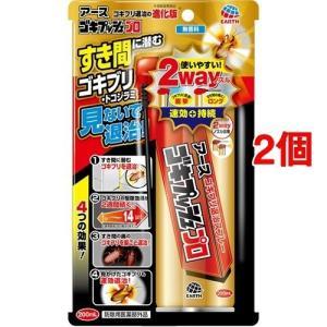 アース ゴキプッシュプロ 無香料 ( 200ml*2個セット )/ ゴキジェットプロ|soukai