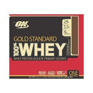 ゴールドスタンダード 100%ホエイ エクストリーム ミルクチョコレート ( 32g )|soukai