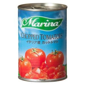 Marina イタリア産 カットトマト ( 400g )
