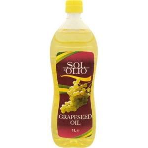 SOL d'OLIO グレープシードオイル ペットボトル (...