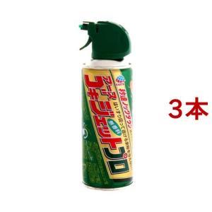 ゴキジェットプロ ゴキブリ用殺虫スプレー ( 300ml*3本セット )/ ゴキジェットプロ|soukai