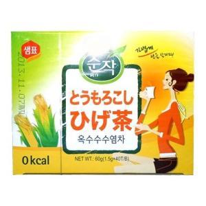 とうもろこしひげ茶 ( 1.5g*40包 ) ( とうもろこし 健康茶 お茶 )