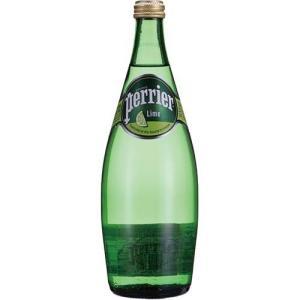 ペリエ ライム(無果汁・炭酸水) ( 750mL*12本入 )/ ペリエ(Perrier) ( ミネラルウォーター 水 激安 )