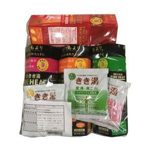 【在庫限り】きき湯 ファインヒート 新4種類セット おまけ付き ( 1セット )/ きき湯