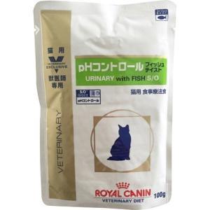 ロイヤルカナン 猫用 pHコントロール フィッシュ パウチ ...
