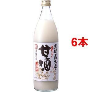 おいしい甘酒瓶詰 ( 950g*6本セット )|soukaidrink