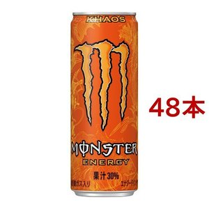 モンスター カオス ( 355mL*48本入 )/ モンスター soukaidrink