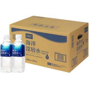 DHC 海洋深層水 ( 500mL*24本入 )/ DHC サプリメント ( ミネラルウォーター 水 )|soukaidrink