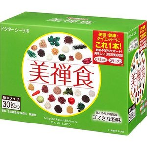 ドクターシーラボ 美禅食 ( 15.4g*30包 )/ ドクターシーラボ(Dr.Ci:Labo) ( コラーゲン ドリンク サプリ ドクターシーラボ 美禅食 )