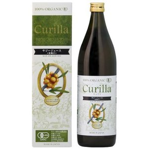 キュリラ サジージュース 100% ( 900mL )