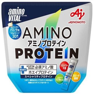 アミノバイタル アミノプロテイン バニラ ( 4.4g*30本入 )/ アミノバイタル(AMINO ...