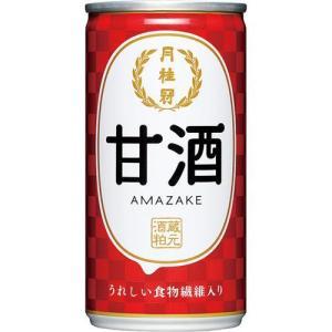 月桂冠 甘酒 ( 190g*30本入 )|soukaidrink