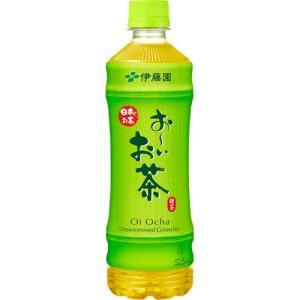 お〜いお茶 緑茶 ( 525mL*24本入 )/ お〜いお茶|soukaidrink