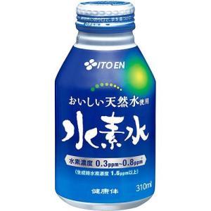 健康体 還元性 水素水α ( 310mL*24本入 )/ 健...