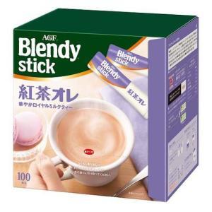 ブレンディ スティック ティー 紅茶オレ ( 11g*100本入 )/ ブレンディ(Blendy)|soukaidrink