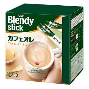 ブレンディ スティック コーヒー カフェオレ ( 10g*100本入 )/ ブレンディ(Blendy)|soukaidrink