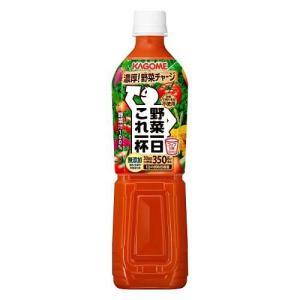 カゴメ野菜一日これ一杯 スマートPET ( 720ml*15本入 )/ 野菜一日これ一杯|soukaidrink