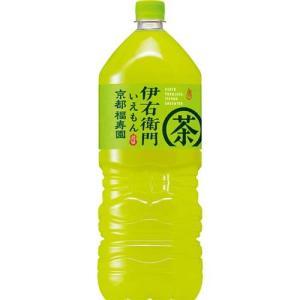 緑茶 伊右衛門 ( 2L*6本入 )/ 伊右衛門 ( 伊右衛門 2l お茶 ペットボトル )|soukaidrink