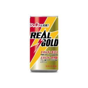 リアルゴールド ( 190mL*30本入 )/ リアルゴールド ( コカ・コーラ コカコーラ ) soukaidrink