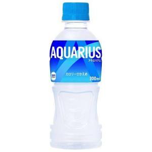 アクエリアス ( 300mL*24本入 )/ アクエリアス(AQUARIUS) ( スポーツドリンク  コカ・コーラ コカコーラ )|soukaidrink