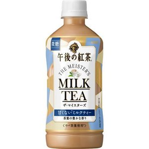 キリン 午後の紅茶 ザ・マイスターズ ミルクティー ( 500ml*24本入 )/ 午後の紅茶|soukaidrink