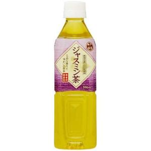 神戸茶房 ジャスミン茶 ( 500ml*24本入 )/ 神戸茶房|soukaidrink