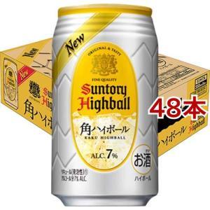サントリー 角ハイボール 缶 ( 350mL*48本セット )|soukaidrink