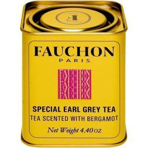 フォション 紅茶アールグレイ 缶入り ( 125g )/ FAUCHON(フォション) soukaidrink