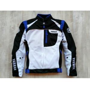 バイク ジャケット新型 夏用 通気 メッシュ グリーンのジャケット付くライダースジャケット バイク ...