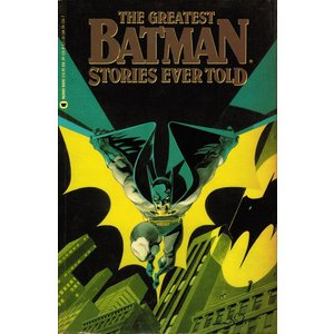 【アメコミ】バットマン The Greatest Batman Stories Ever Told|soukodou