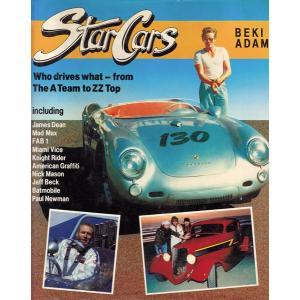 【洋書】Star Cars Who Drives What-from the A Team to ZZ Top|soukodou