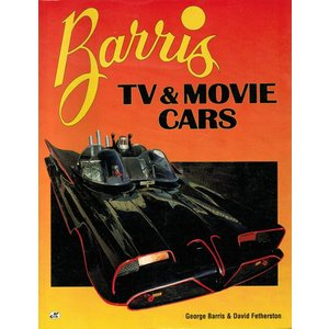 【洋書】Barris TV & Movie Cars|soukodou