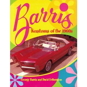 【洋書】Barris Kustoms of the 1960s|soukodou