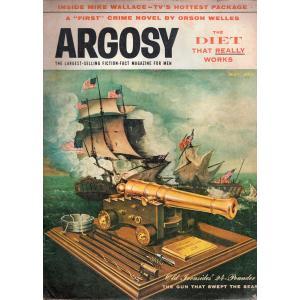 【米洋雑誌】Argosy 1957年5月号|soukodou