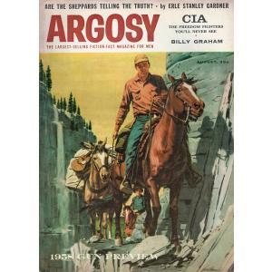 【米洋雑誌】Argosy 1957年8月号|soukodou