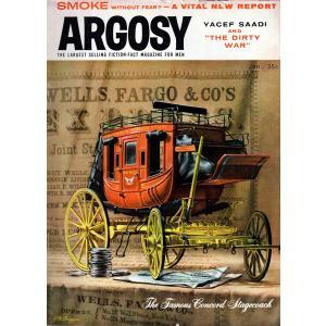 【米洋雑誌】Argosy 1958年1月号|soukodou